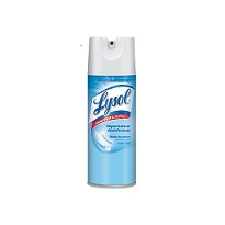 Lysol Disinfectant Spray - Aerosol - 350 mL - Crisp Linen Scent - 1 Each